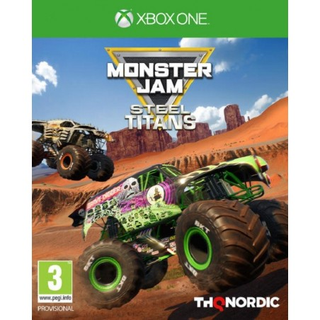 Monster Jam - Preorder Xbox One