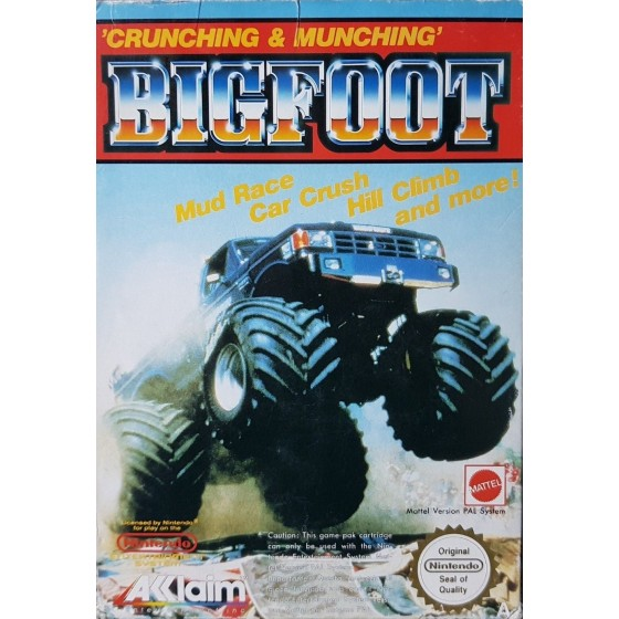 Bigfoot - Nes