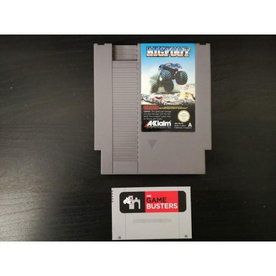 Bigfoot - NES usato