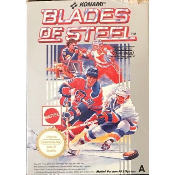 Blades of Steel - NES