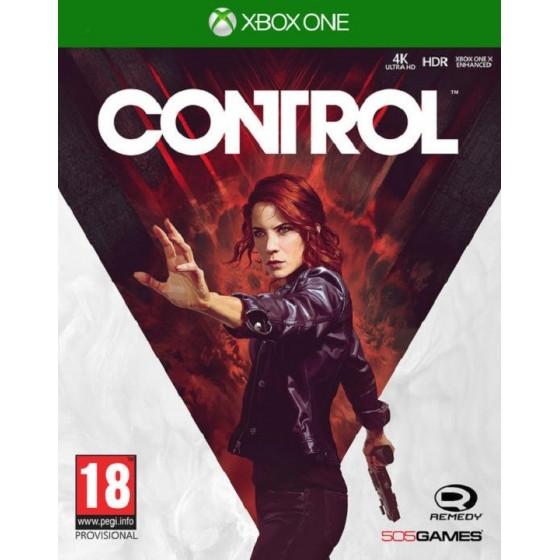 Control - Preorder Xbox One