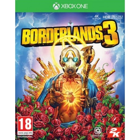 Borderlands 3 - Preorder Xbox One