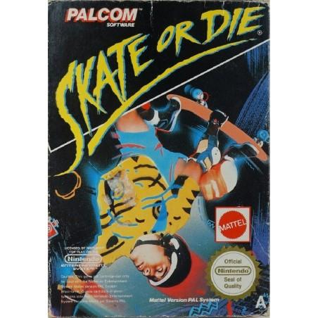 Skate or Die - NES usato
