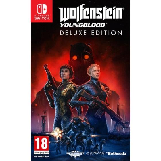 Wolfenstein: Youngblood - Switch