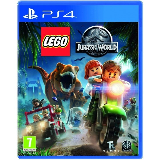 Lego Jurassic World - PS4 usato