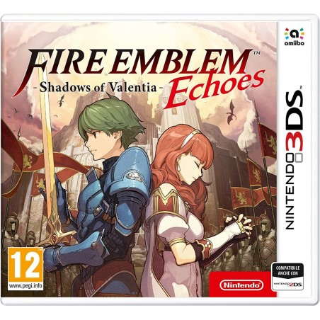 Fire Emblem Echoes: Shadow of Valentia - 3DS