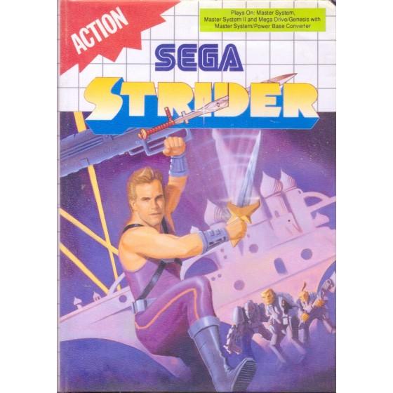 Strider- SEGA Master System