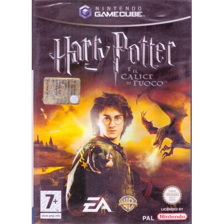 Harry Potter e il Calice di Fuoco - Gamecube