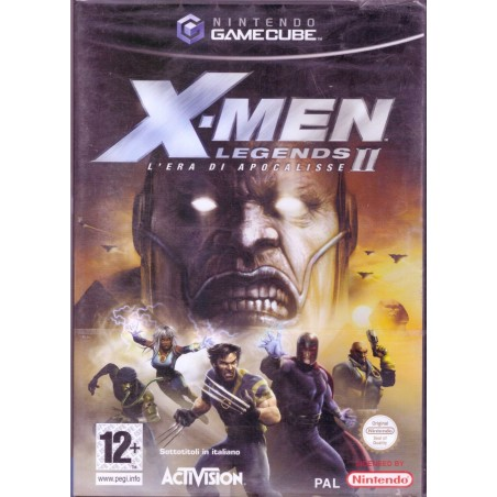 X-Men Legends II: L'Era di Apocalisse - Gamecube