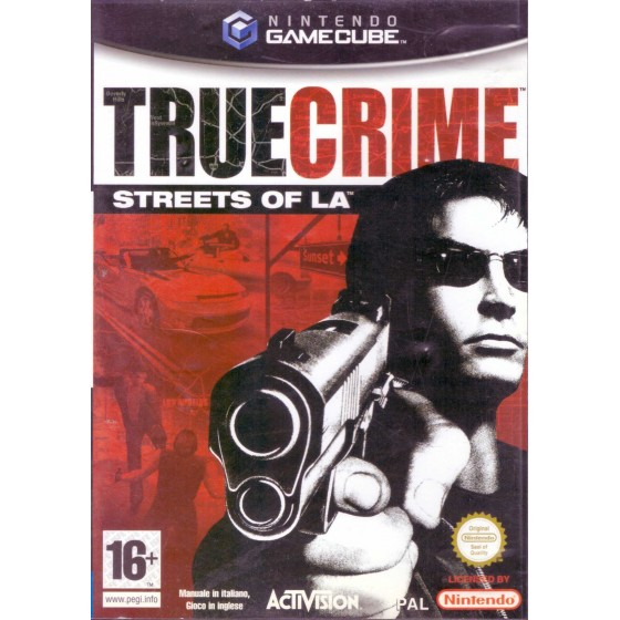 True Crime Streets of LA - Gamecube