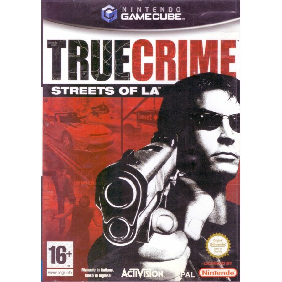 True Crime Streets of LA - Gamecube