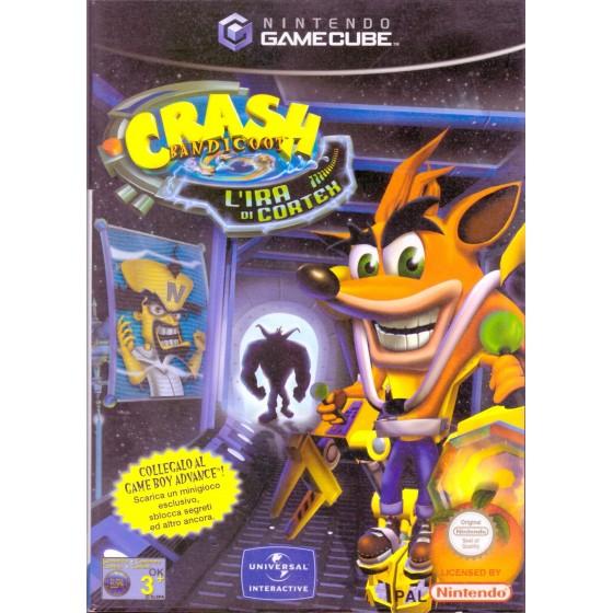Crash Bandicoot L'ira di Cortex - Gamecube