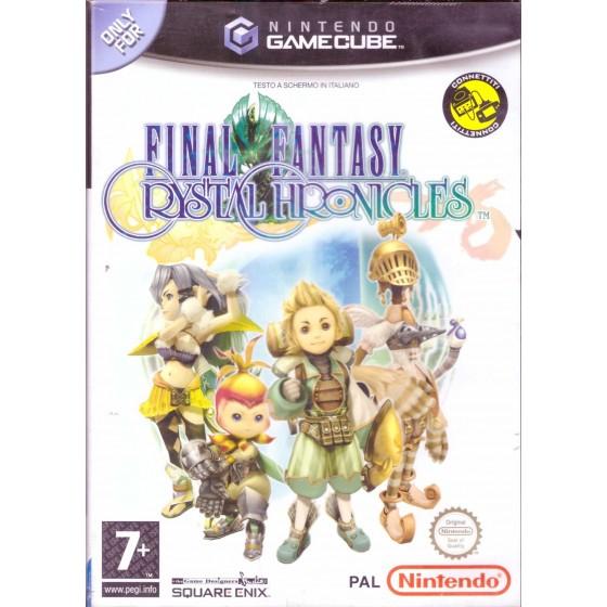 Final Fantasy Crystal Chronicles - Gamecube usato