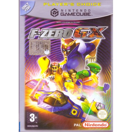 F-Zero GX - Player's Choice - Gamecube
