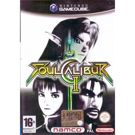 Soulcalibur II - Gamecube