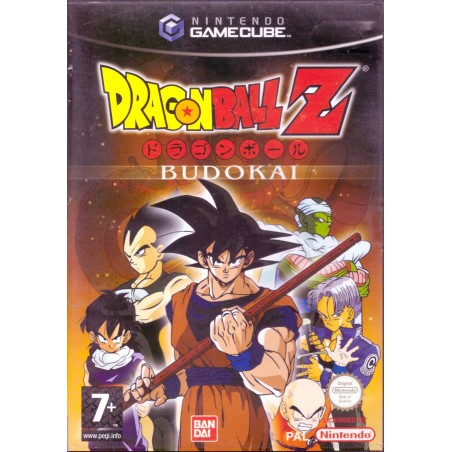 Dragon Ball Z Budokai - Gamecube usato