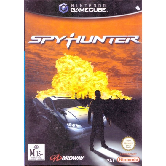 Spyhunter - Gamecube