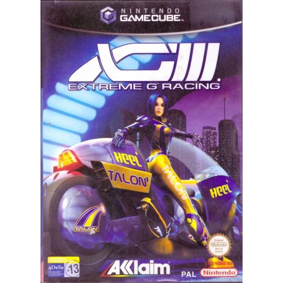 Extreme-G 3 - Gamecube