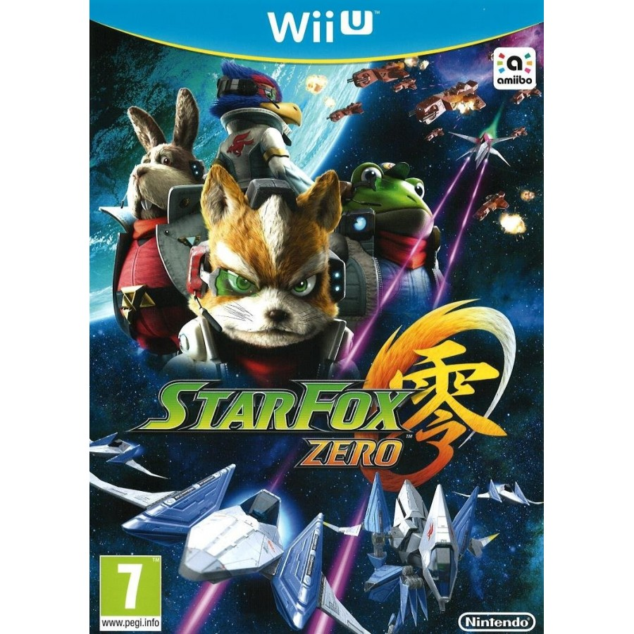 Star Fox Zero - WiiU