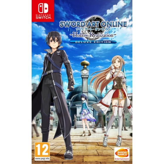Sword Art Online Hollow Realization - Deluxe Edition - Preorder Switch