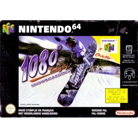 1080° Snowboarding - Nintendo 64