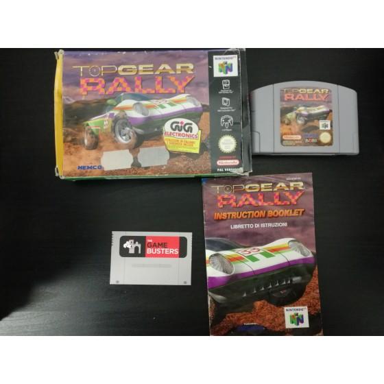Top Gear Rally - Nintendo 64 usato