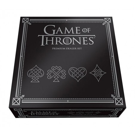Premium Dealer Carte Da Gioco - Game of Thrones