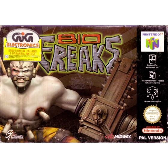 Bio Freaks - Nintendo 64