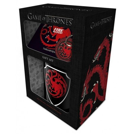 Gift Box - Targaryen - Game of Thrones