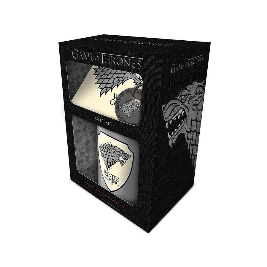 Gift Box - Stark - Game of Thrones