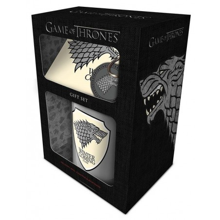 Gift Box - Stark- Game of Thrones