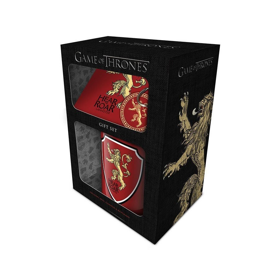 Gift Box - Lannister - Game of Thrones