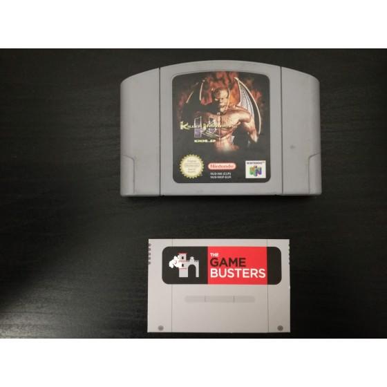 Killer Instinct Gold - Nintendo 64 usato