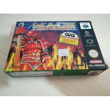Mace: The Dark Age - Nintendo 64
