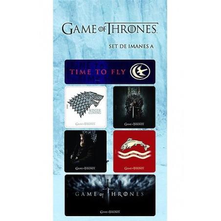 Calamite - Magnet Set A - Game of Thrones