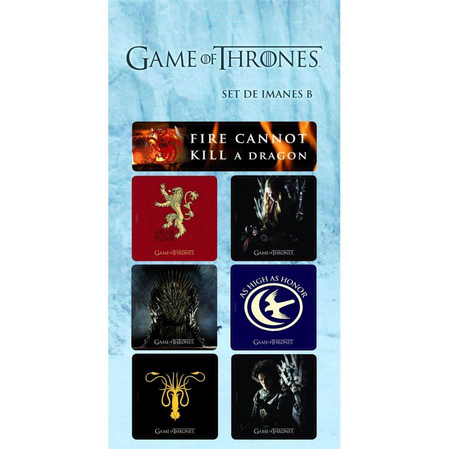 Calamite - Magnet Set B - Game of Thrones