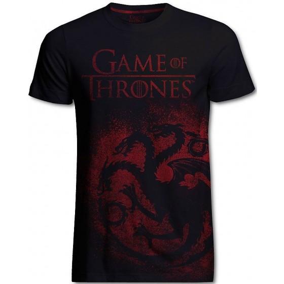 T-Shirt - House Targaryen - Game of Thrones