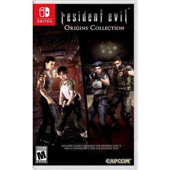 Resident Evil: Origins Collection - Switch