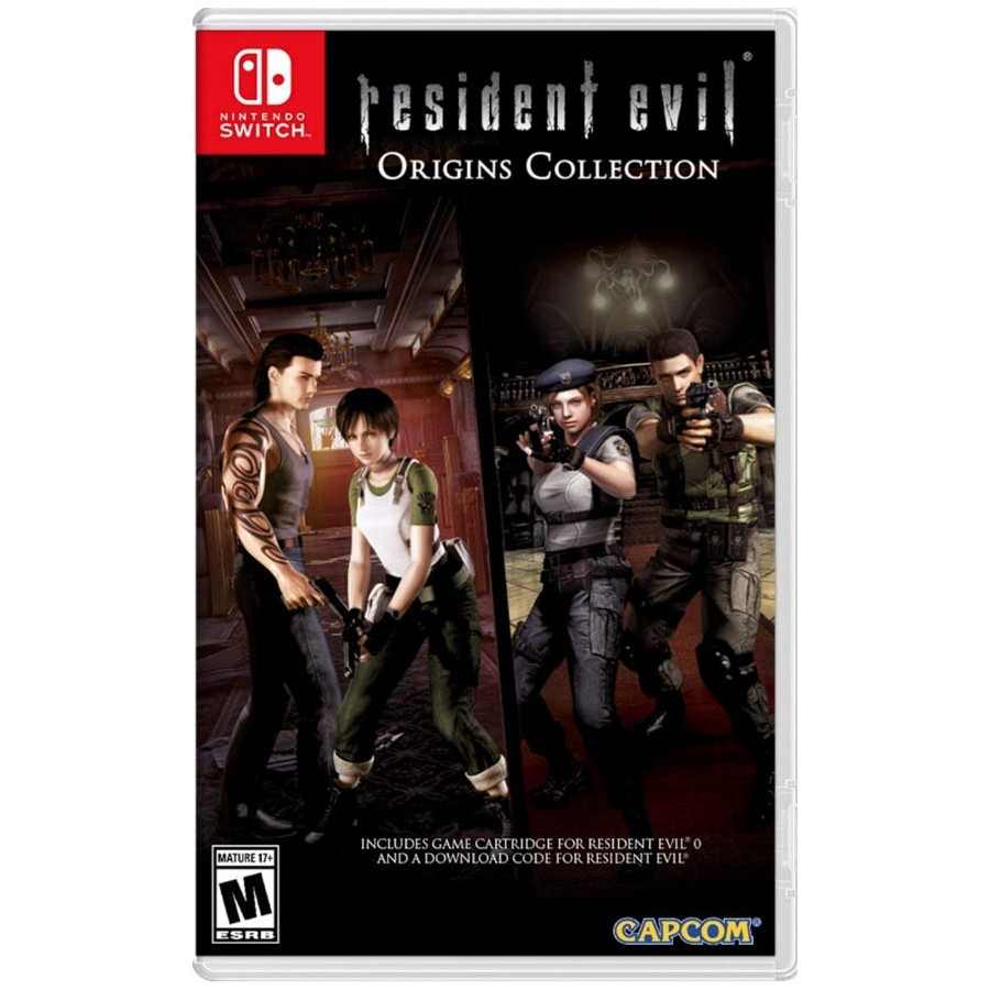 Resident Evil: Origins Collection - Switch - The Gamebusters