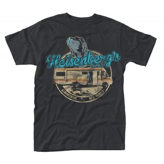 T-Shirt - Heisenberg's Desert Tours - Breaking Bad