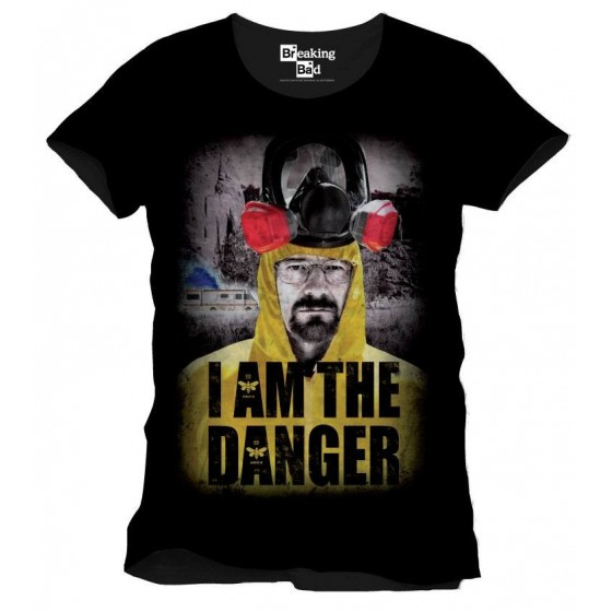 T-Shirt - I Am The Danger - Breaking Bad