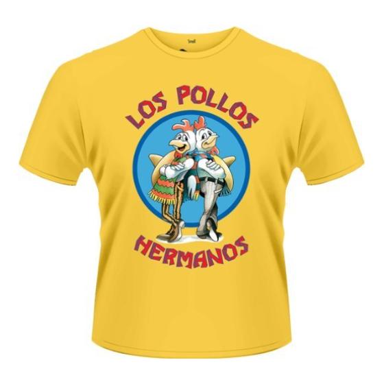 T-Shirt - Los Pollos Hermanos - Breaking Bad