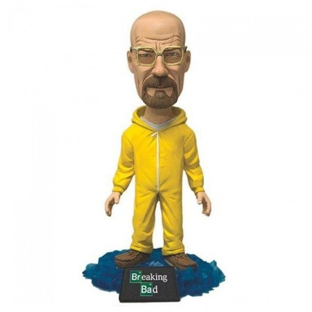 Mezco - Bobble Head Breaking Bad - Walter White Wacky Wobbler - Vinyl Figure
