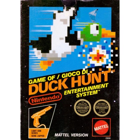Duck Hunt - NES