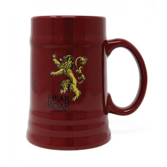 Tazza - Stein House Lannister - Game of Thrones