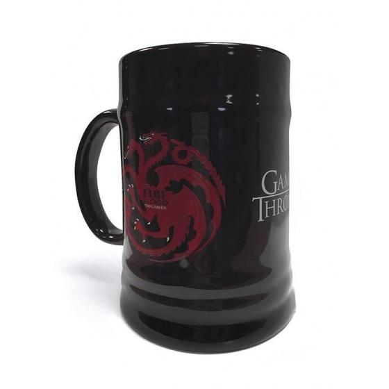 Game of Thrones Stein House Targaryen
