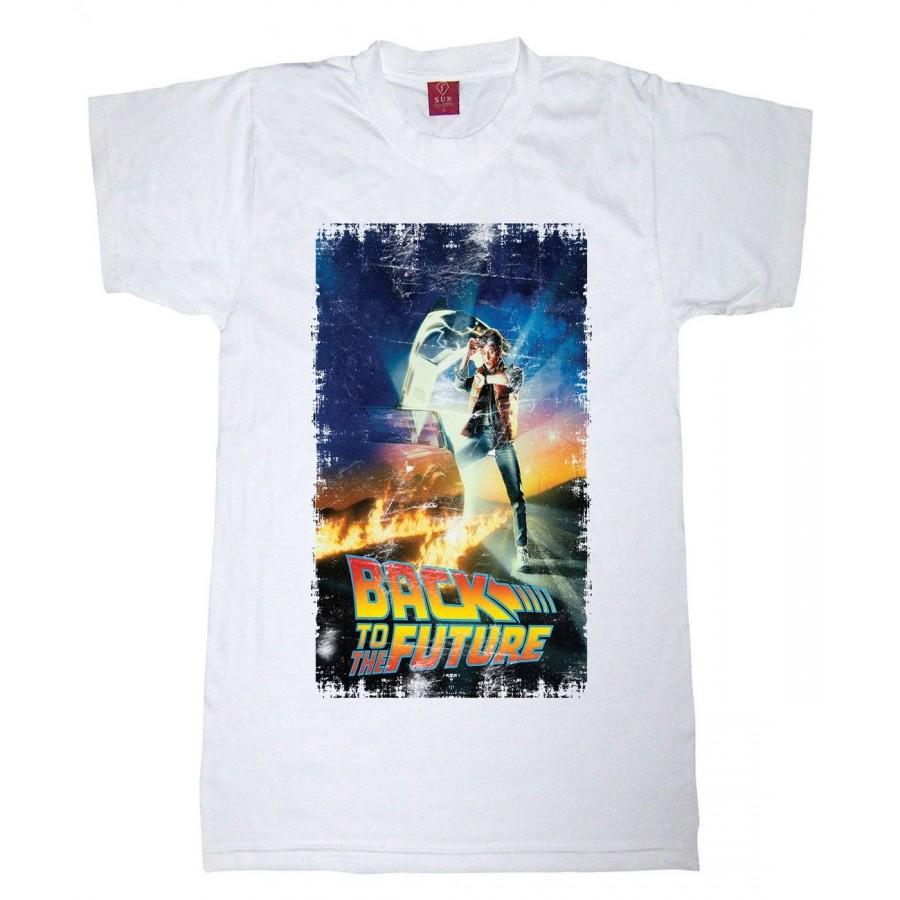 T-Shirt - Back to the Future - Ritorno al Futuro - The Gamebusters