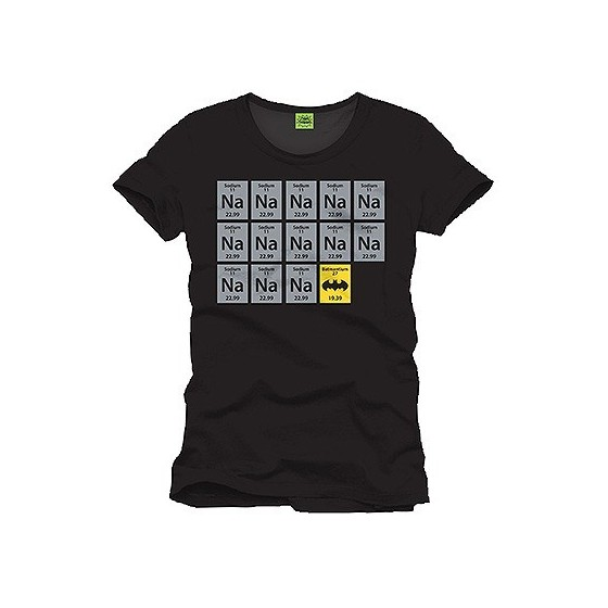 T-Shirt - Batman Chemistry - Batman