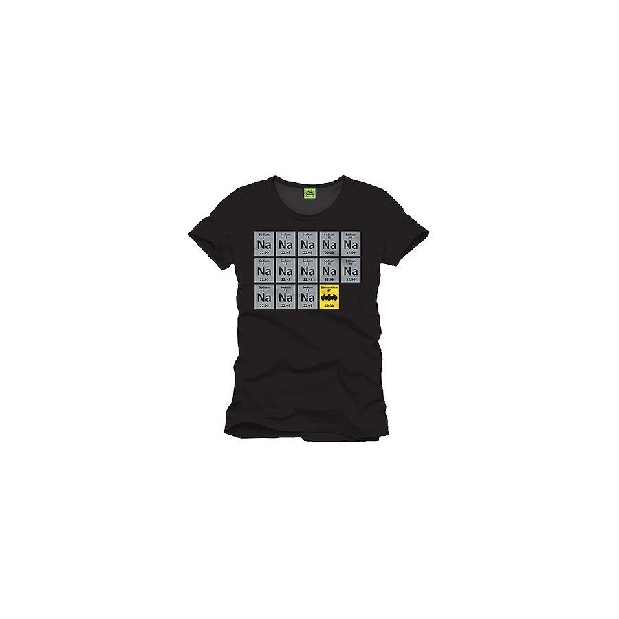 T-Shirt - Batman Chemistry - Batman - The Gamebusters