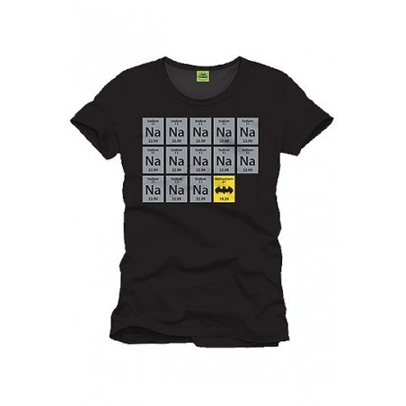 T-Shirt - Batman Chemistry - Batman - The Gamebusters